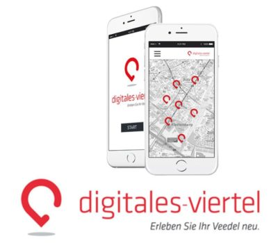 Digitales Viertel